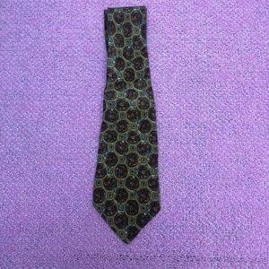 Valentino Cravatte Multi Colored Floral Necktie